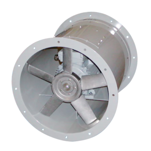 AFC-HT - Axial-flow duct fan